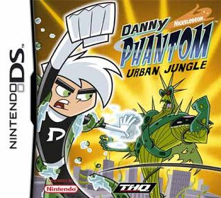 Rom Danny Phantom Urban Jungle NDS