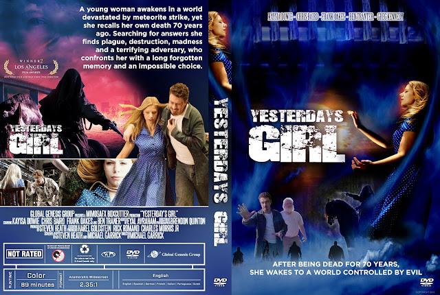 Yesterday's Girl DVD Cover