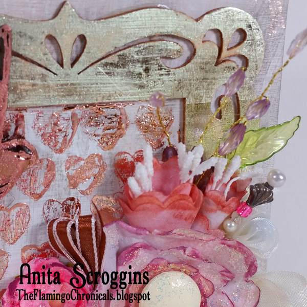 Mixed Media embellishments
