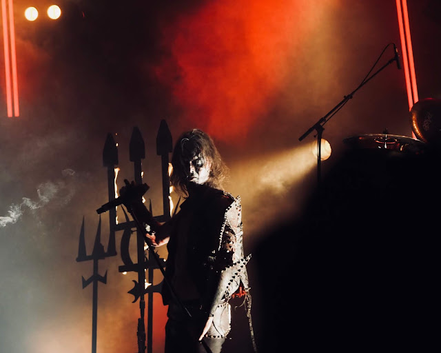 Watain, Hellfest 2018, Dj Duclock