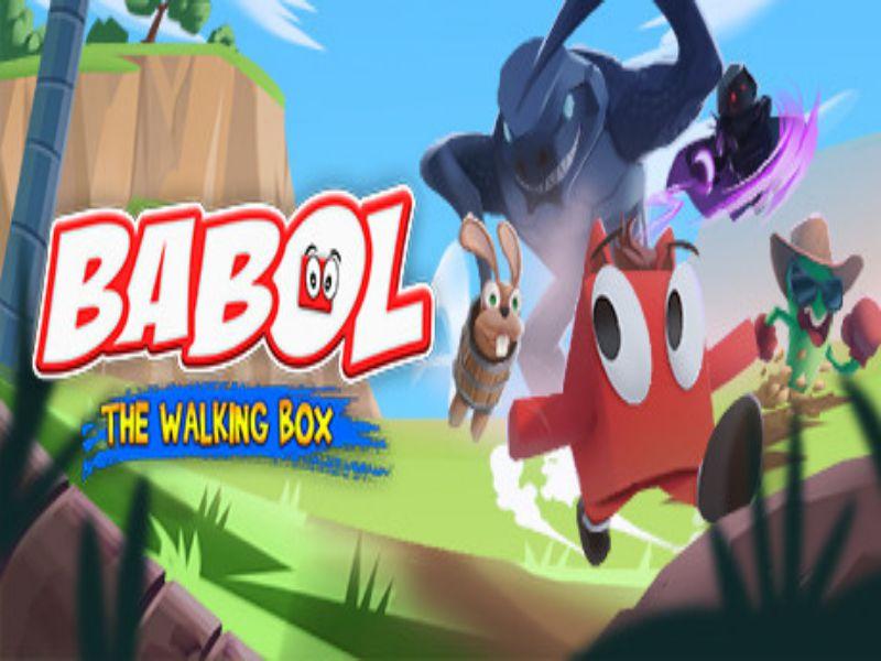 Download Babol the Walking Box Game PC Free