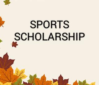 Sports scholarship