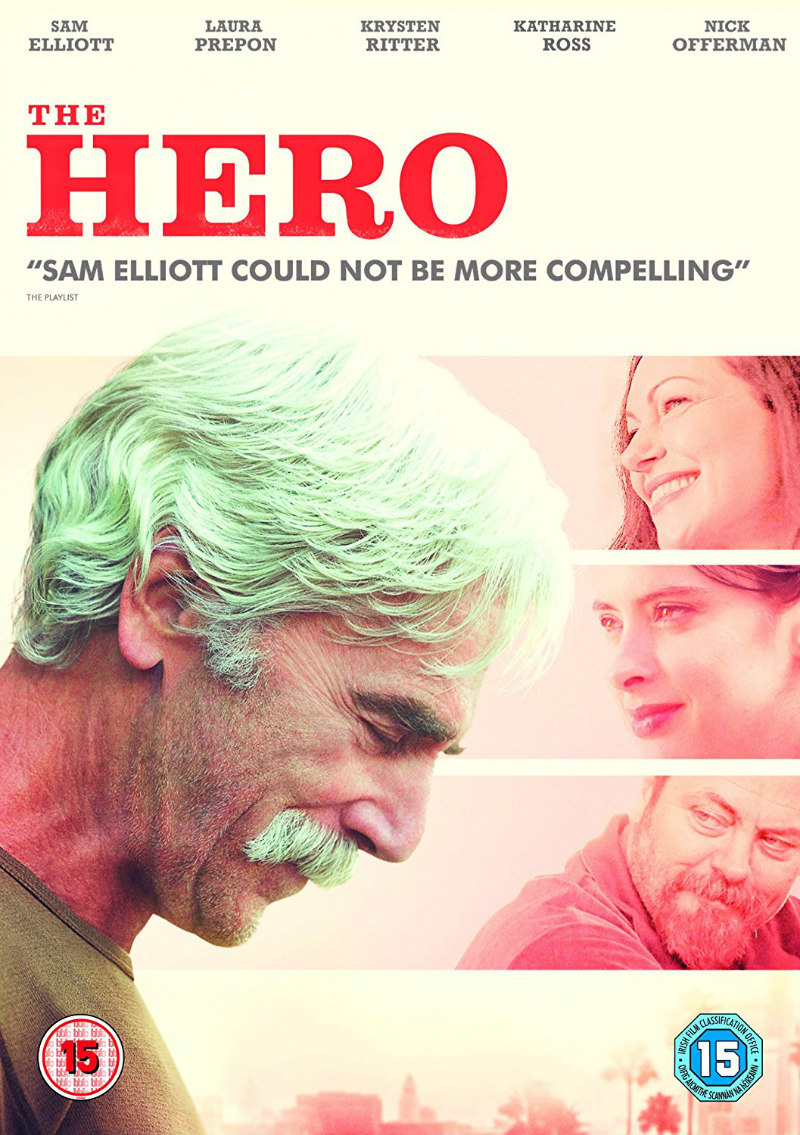 the hero uk dvd