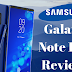 Samsung Galaxy Note 10+ Review New Lunches