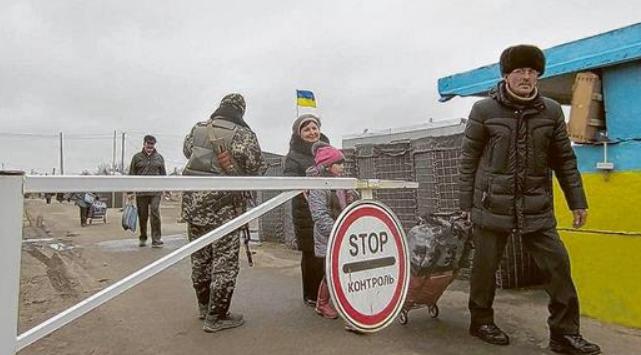 Украинцев перестали пускать в Россию