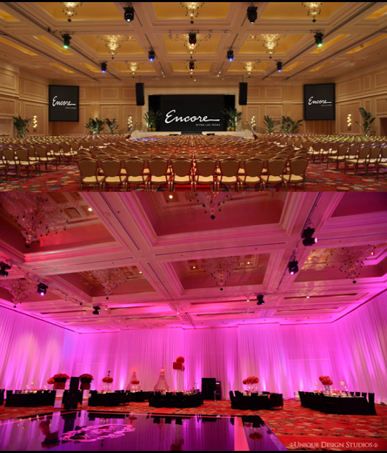 Tiffany Cook Events: OMG Las Vegas Wedding Reception