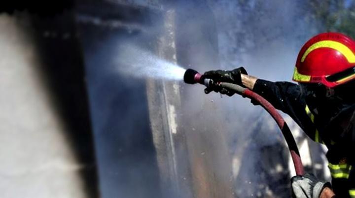 Ξάνθη: Στις φλόγες μονοκατοικία στο Βελοχώρι – Συναγερμός στην Πυροσβεστική