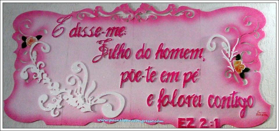 Tema para festividade das irmãs  / Ezequiel 2:1
