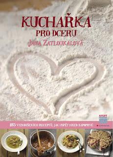 Kniha Kuchařka pro dceru
