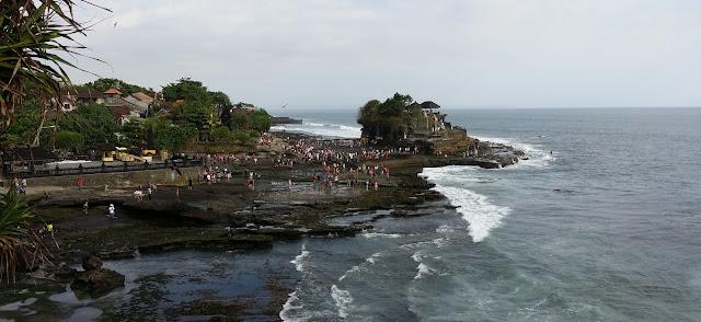 Templo de Tanah Lot (Bali)