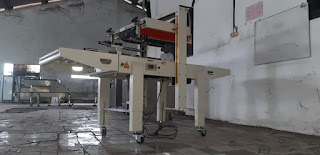 FXJ6050/FXA6050 CARTON SEALER MACHINE