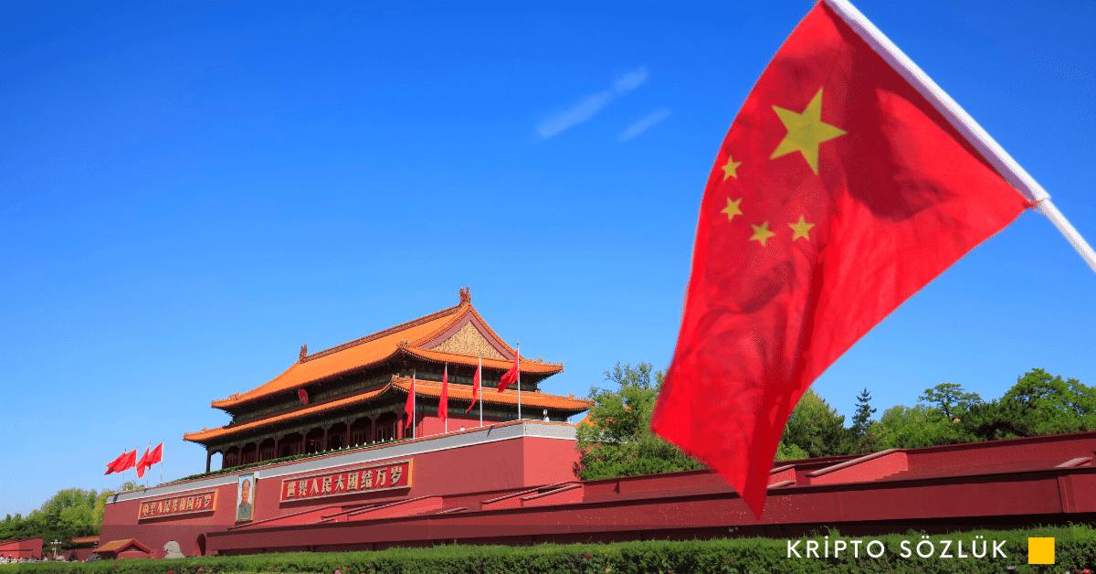 Çin Blockchain'i Resmi Meslek Listesine Ekliyor