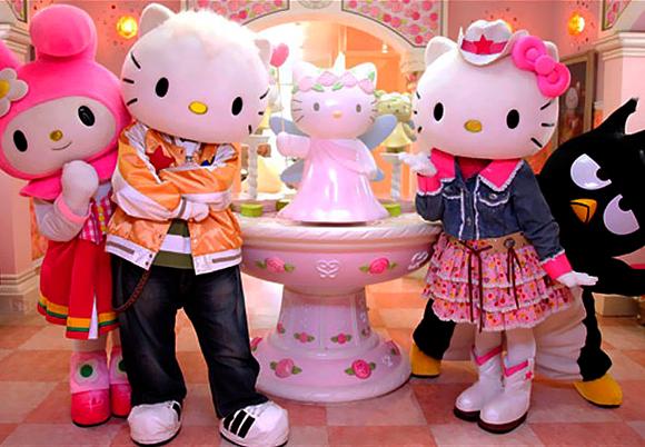 Johor Hello Kitty Land Opens