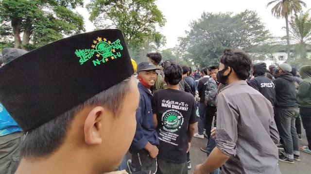 Santri Gabung Demo Buruh: Sedih Lihat Negeri Kayak Gini