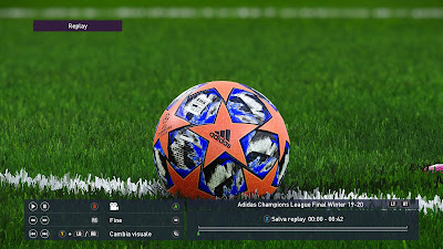 PES 2020 Ballpack Adidas Champions League 2019/2020 by Vito