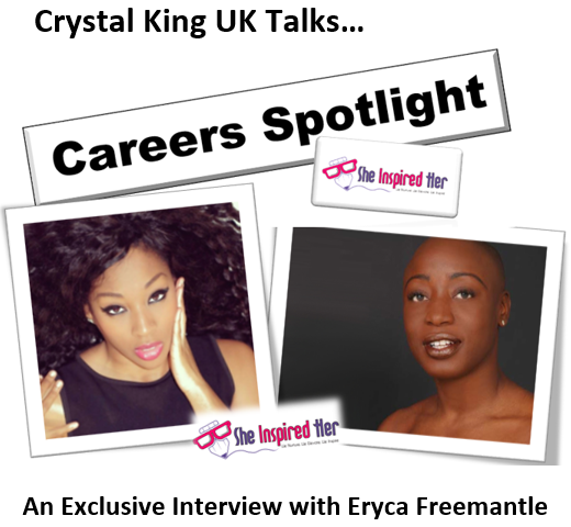 Crystal King UK Talks... Interview with Global Beauty Educator Eryca Freemantle