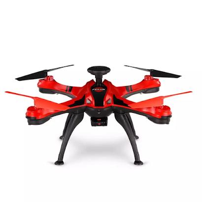 Spesifikasi Drone FEILUN FX176C1 GPS - OmahDrones