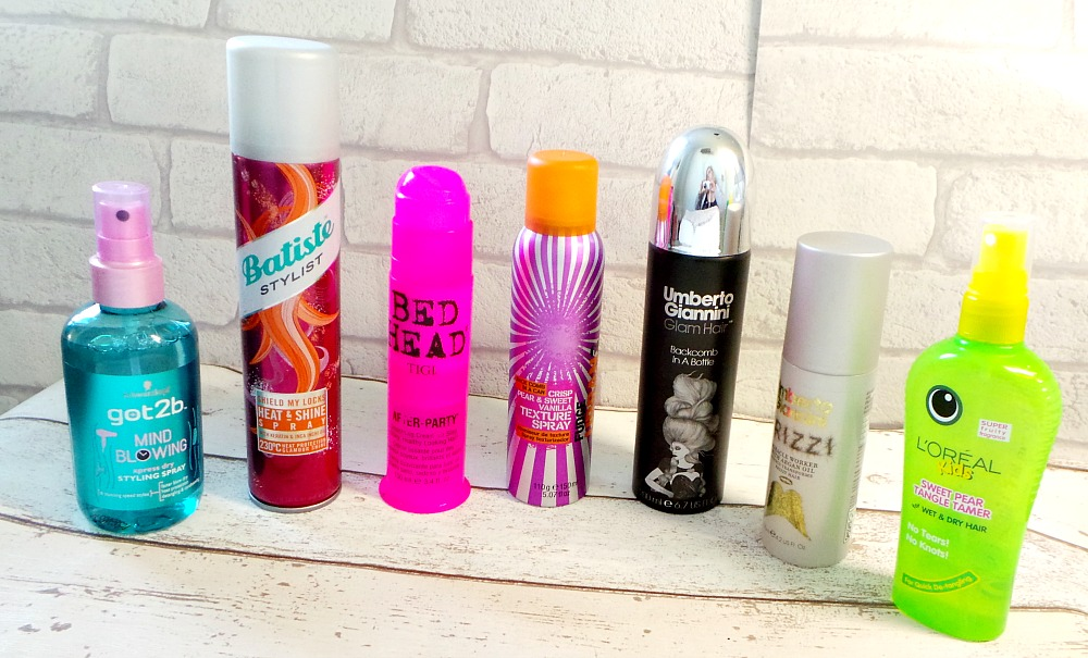 hair care favourites