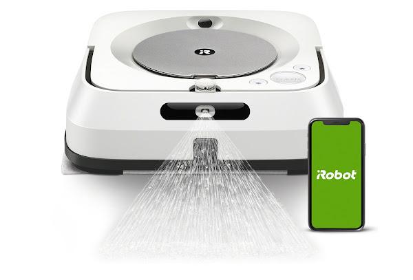 iRobot distinguida como melhor robot doméstico e robot Braava Jet m6 vencedor do prémio Gadget 2020 em Portugal