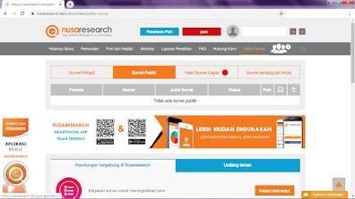 nusaresearch, nusaresearch app, nusaresearch website, nusaresearch aman