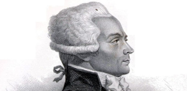 Robespierre, jacobinismo y revolucion francesa