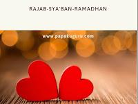Keluarga Muslim Di Tiga Bulan Tarbiyah
