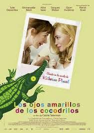 Los Ojos Amarillos De Los Cocodrilos 2014
