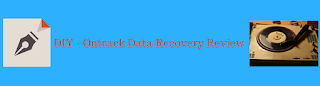 DIY Tool - Ontrack Data Recovery Review and Procedure