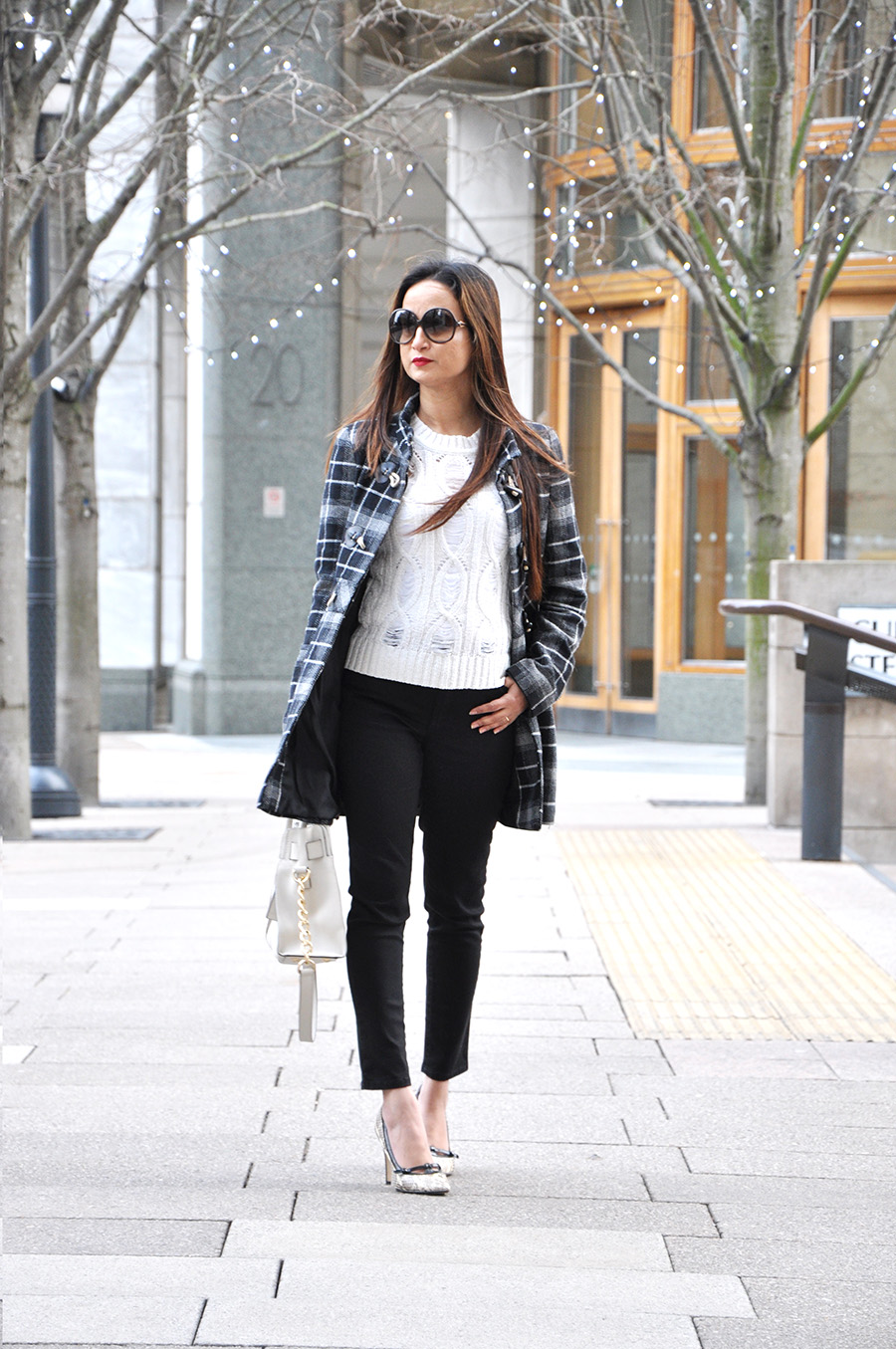 chic winter coat