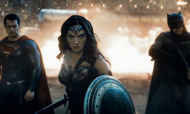 Wonder Woman en 'Batman v Superman'