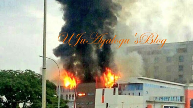 Fire guts House on the Rock church in Abuja