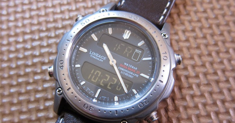 Esq aerodyne watch