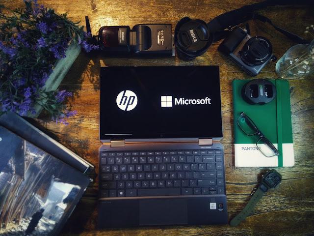 HP Spectre x360: Standar Baru Laptop untuk Performa dan Keamanan