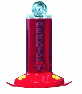 Perky-Pet Window Mount Hummingbird Feeder