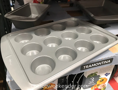 Wilton 5-piece Ever-Glide Non-Stick Bakeware Set: great for any home cook's kitchen