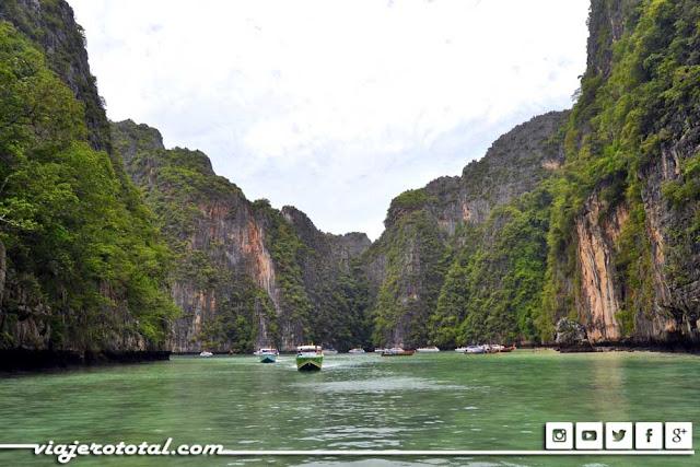 Tailandia. Islas Phi Phi