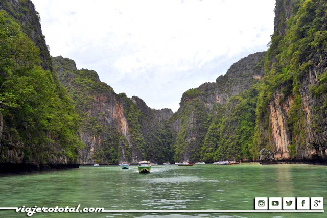 Islas Phi Phi - Tailandia