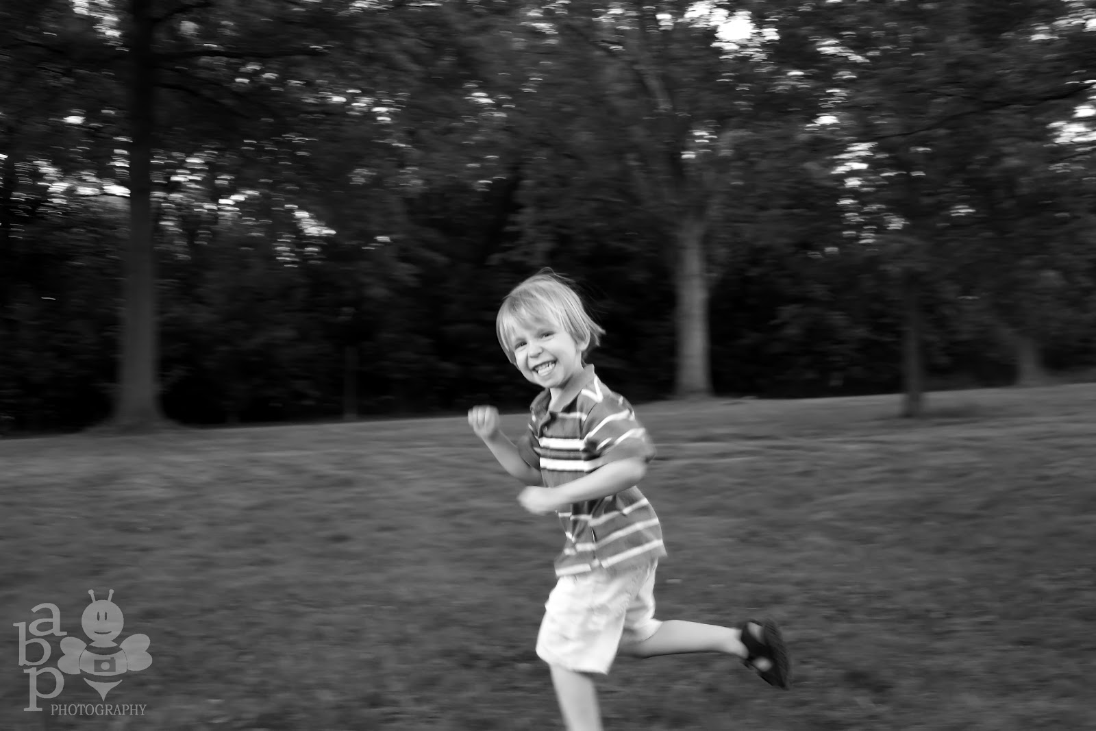 A Boy In Motion   ABP Photography
