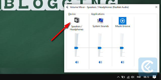 Cara Memperbaiki Speaker Laptop Pecah
