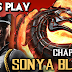 SONYA BLADE | Let's Play MORTAL KOMBAT X #5