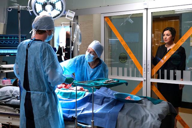 The Good Doctor apresenta ''Quarentena''