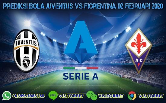 Prediksi Skor Juventus vs Fiorentina 02 Februari 2020