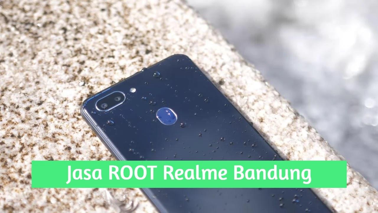 Jasa ROOT Realme Bandung