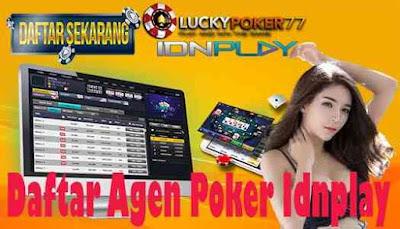 Daftar Agen Poker Idnplay