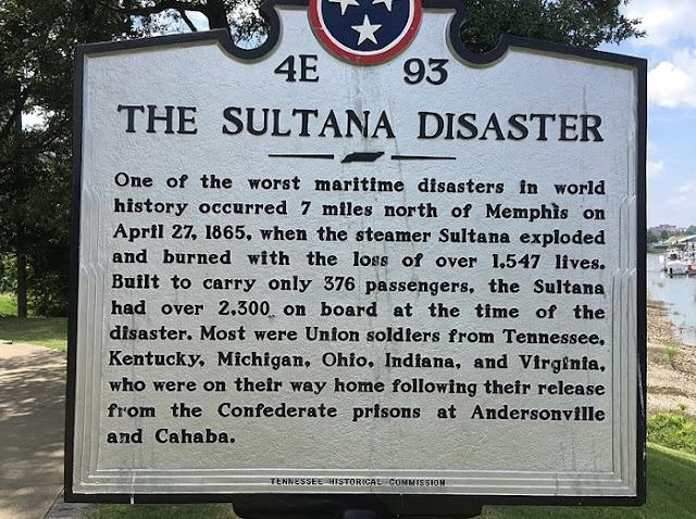 Sultana Disaster