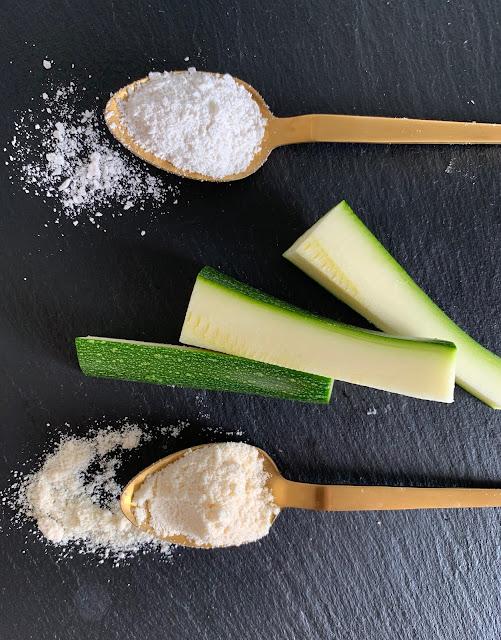 Kokos-Zucchini-Sticks, Rezept glutenfrei & vegan, Tropicai, Minimalismus: Zubereitung einfach + schnell, Healthy Food Style, Blog, Rezeptinspirationen für jeden Tag, gesund und lecker, Rezeptideen, schnelle Rezepte, entdecken, leicht