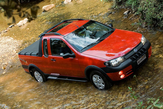 Fiat Strada 2005