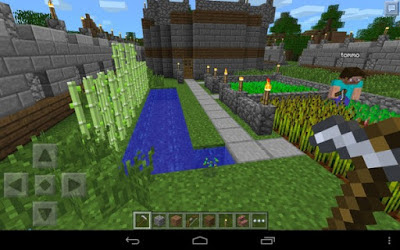 Download Minecraft: Pocket Edition Mod Apk v1.0.3.12 Update Terbaru 2017 Gratis