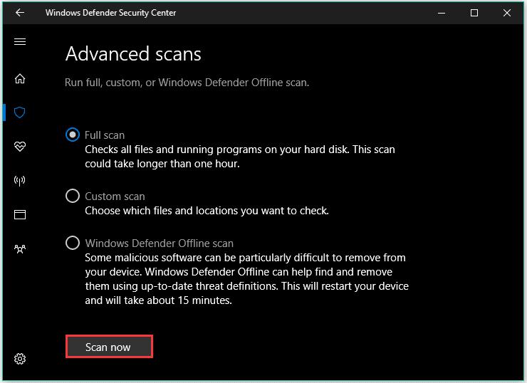 Fix Can't Download Files Error Windows - Method 2
