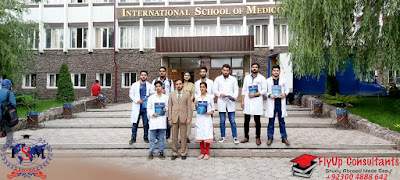 International School of Medicine – ISM Kyrgyzstan, MBBS Fee